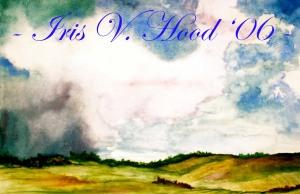 Watercolor_sky_oregon_IVH_copyright